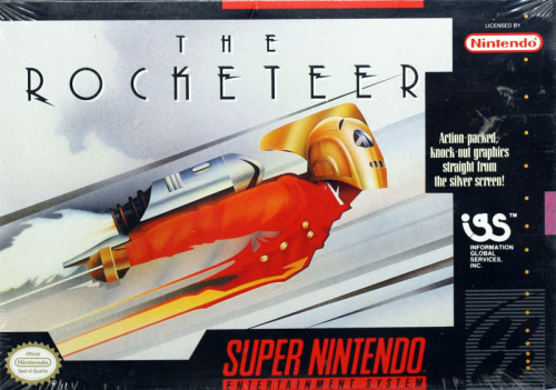 Rocketeer, The - US-Version / NTSC