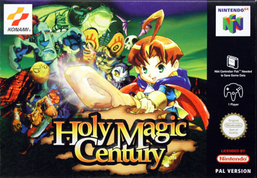 Holy Magic Century - N64