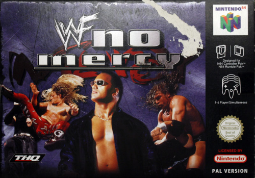 WWF No Mercy - N64