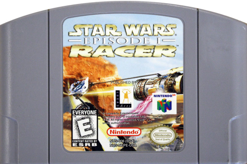 StarWars Racer (Episode 1) - N64 - US-Modul / NTSC