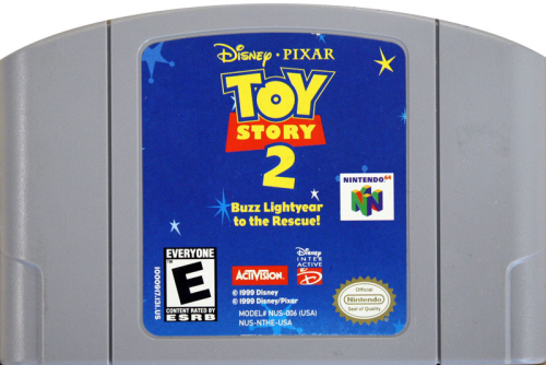 Toy Story 2 - N64 - US-Modul / NTSC