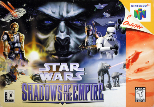 Star Wars - Shadow of the Empire - N64 - US / NTSC