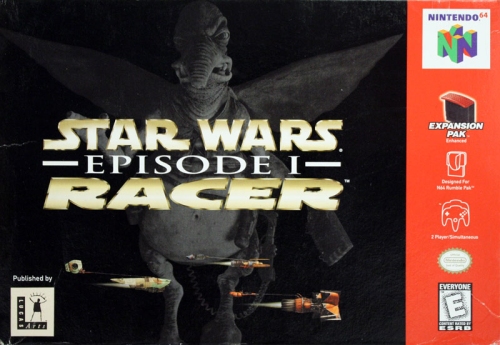 Star Wars Episode 1 Racer - N64 - US / NTSC