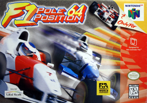 F1 Pole Position 64 - N64 - US / NTSC