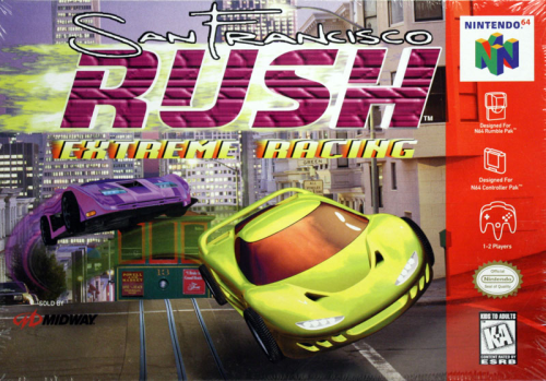 San Francisco Rush - N64 - US / NTSC