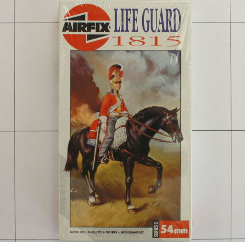Life Guard 1815, Airfix 54 MM-Serie