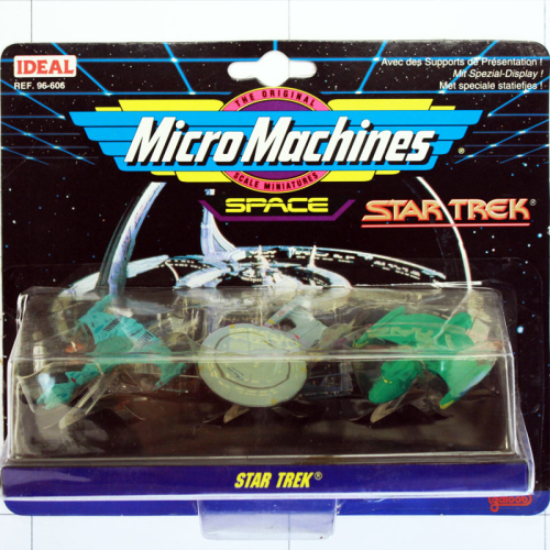 Star Trek V: The next Generation (3er), Micro Machines