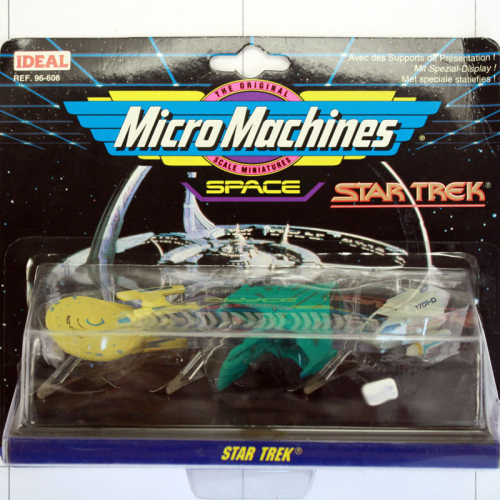 Star Trek VII: The next Generation (3er), Micro Machines