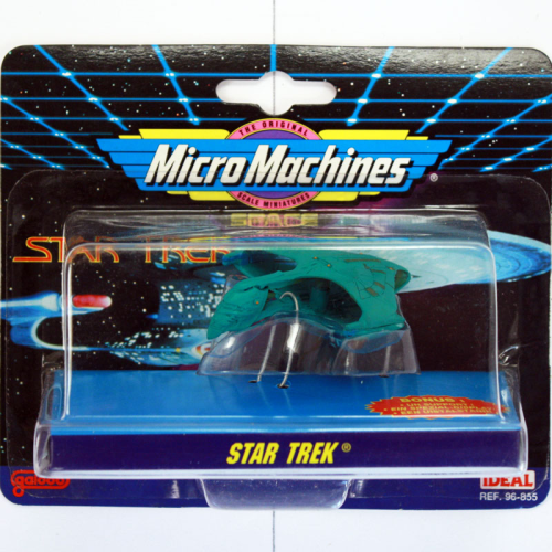 Romulan D'Deridex Warbird, Star Trek, Micro Machines