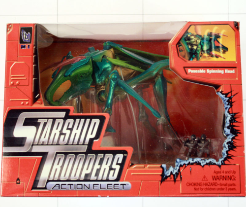 Hopper Bug, Starship Troopers, Action Fleet