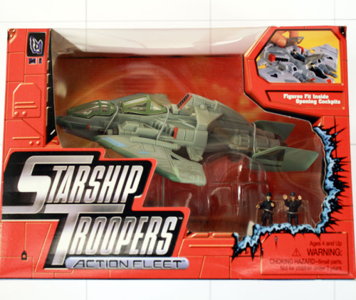 Tac Fighter, Starship Troopers, Action Fleet