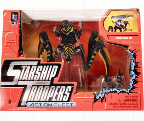 Warrior Bug, Starship Troopers, Action Fleet