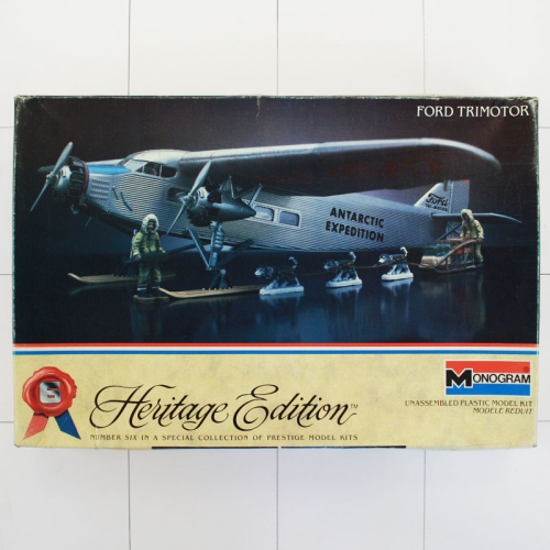 Ford Trimotor, Monogram 1:77