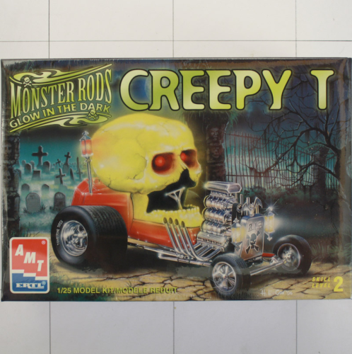 Creepy T, Monster Rods, Amt/Ertl 1/25