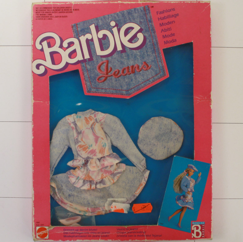 Barbie Jeans, Jeans-Look