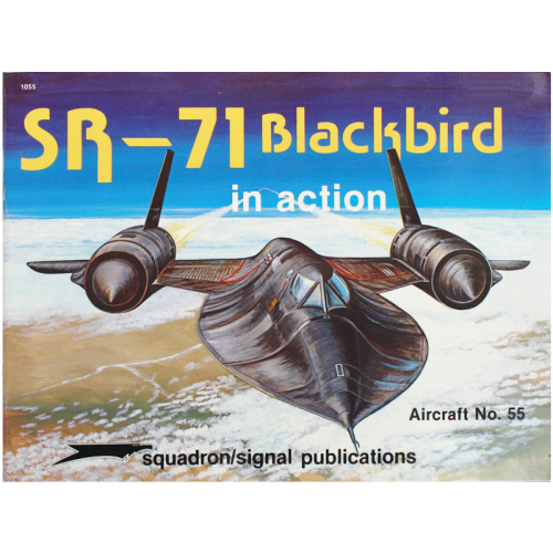 SR-71 Blackbird in Action, Aircraft in Action