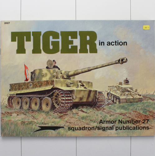 Tiger in Action, Armor in Action