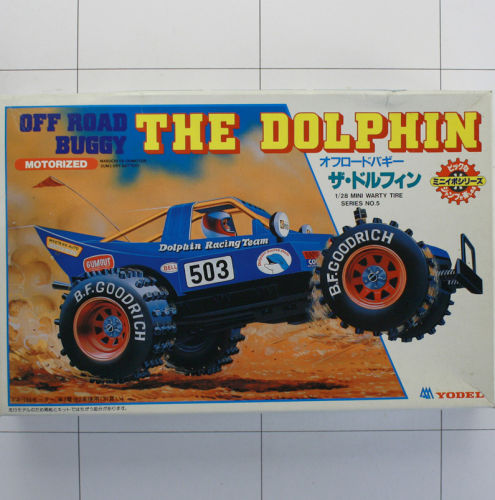 Off Road Buggy, the Dolphin, Yodel 1:28