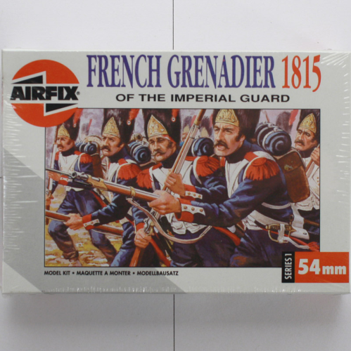 French Grenadier 1815, Airfix 54 MM-Serie
