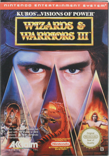Wizards & Warriors III, NES, Nintendo