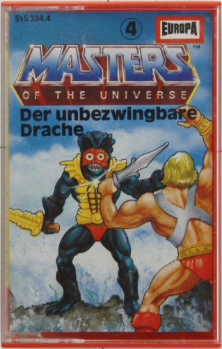 Masters of the Universe - Hörspiel Folge 04