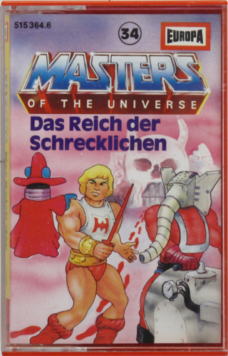 Masters of the Universe - Hörspiel Folge 34