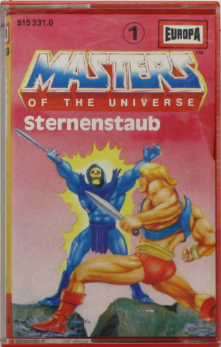 Masters of the Universe - Hörspiel Folge 01