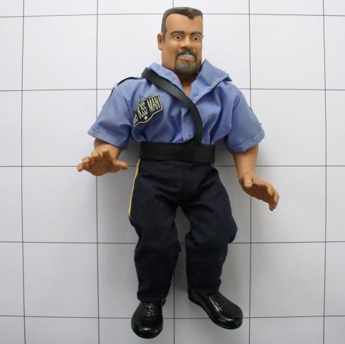 Big Boss Man World Wrestling Federation Wwf Star Toys Kuschel
