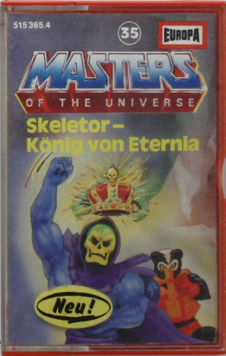 Masters of the Universe - Hörspiel Folge 35