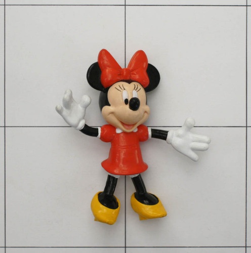 Minnie, Mickey Mouse,  Biegefigur <br />Applause, Disney, Micky Maus