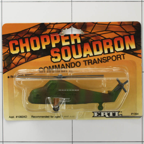 Commando Transport, Die-Cast Metal, Ertl