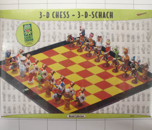 Kermit Collection, 3-D-Schach, A-La-Carte