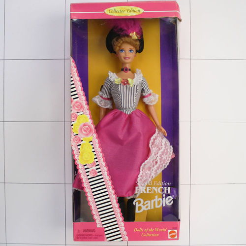 French Barbie, Collector Edition