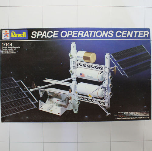Space Operations Center, Revell 1:144