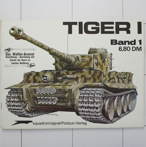 Tiger 1, Waffen-Arsenal
