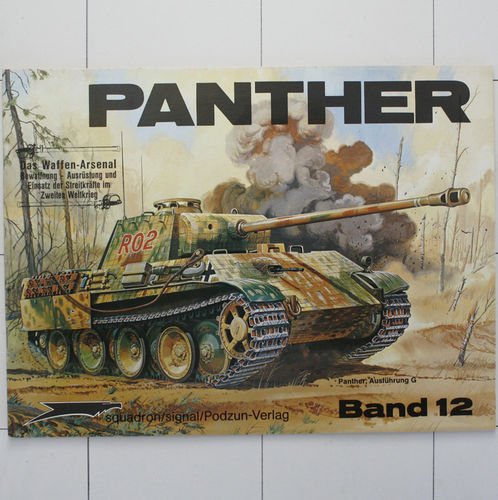 Panther, Waffen-Arsenal