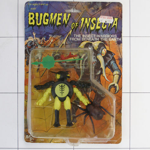 Webspinner, Bugmen of Insecta, Multi-Toys, Made in Hongkong