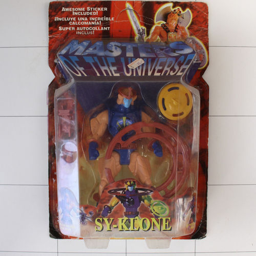 Sy-Klone, Masters of Universe, Made in China