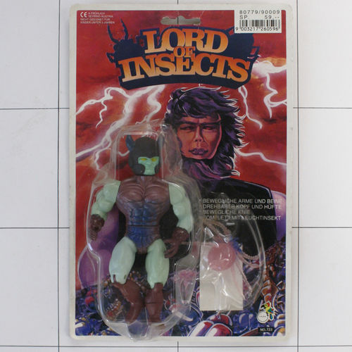 Figur Lord of Insects, Made in Hongkong ?