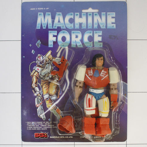 Figur Machine Force, Sungold, Made in China